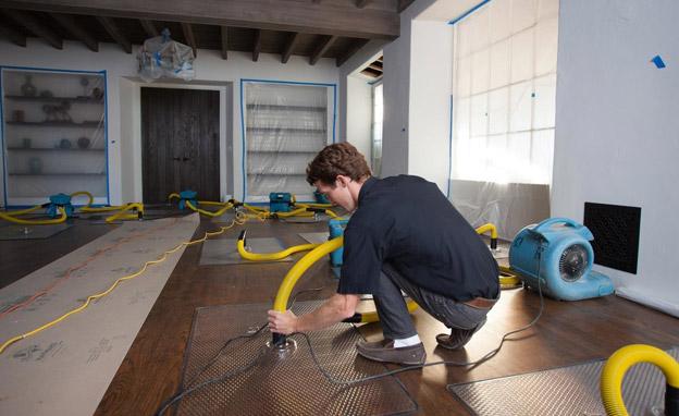 damage restoration experts